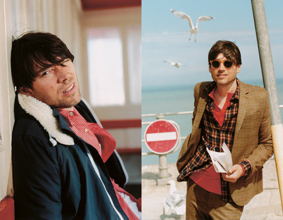 Aubin & Wills Alex James