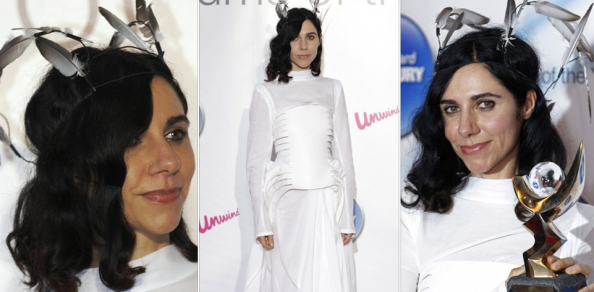 pj harvey anne demeulemeester